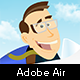 Drunk Pilot for Adobe AIR