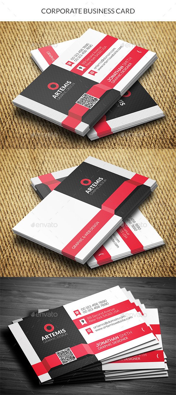 GraphicRiver Creative Business Card 10905072