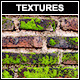 Ancient Brick Walls from Sri Lanka - GraphicRiver Item for Sale
