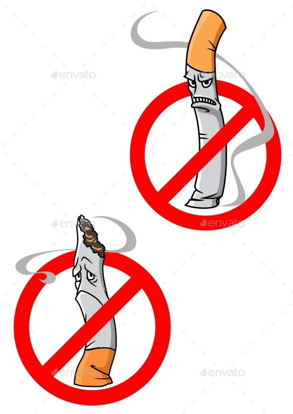 GraphicRiver No Smoking 10905736