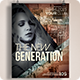 The Next Generation Flyer Template - GraphicRiver Item for Sale
