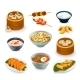 Asian Food Set - GraphicRiver Item for Sale