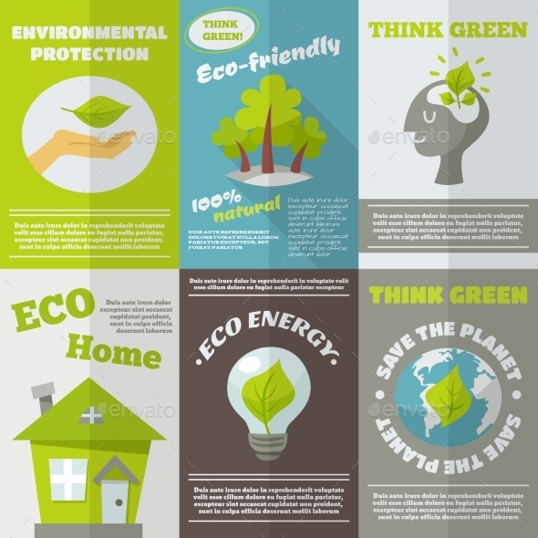 GraphicRiver Eco Energy Poster 10906224