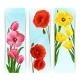 Floral Banners Vertical - GraphicRiver Item for Sale