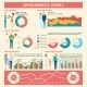Family Infographics Set - GraphicRiver Item for Sale