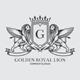 Golden Royal Lion Vol.4 - GraphicRiver Item for Sale