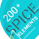 SPICE - 200+ Animated Elements - VideoHive Item for Sale