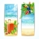 Travel Banners Set - GraphicRiver Item for Sale