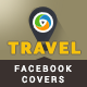 Travel Facebook Covers - 2 Designs - GraphicRiver Item for Sale