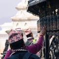 Prayer Wheels at Swayambhu, Kathmandu, Nepal - PhotoDune Item for Sale