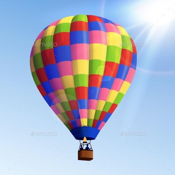 GraphicRiver Air Balloon 10908363