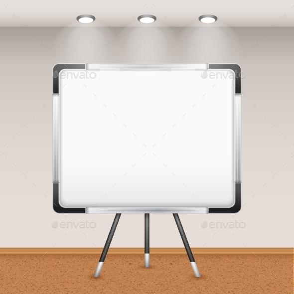 GraphicRiver Flip Chart Indoors 10908371
