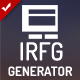 Inception Responsive Form Generator IRFGenerator