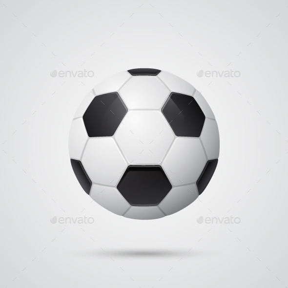 GraphicRiver Shiny Soccer Ball 10908816