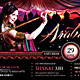 Arabian Nights Poster/Flyer - GraphicRiver Item for Sale
