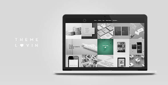 Kult: Creative & Agency Bold Portfolio Theme - Portfolio Creative