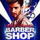 Barbershop Flyer Template - GraphicRiver Item for Sale