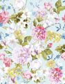 Floral Vintage Seamless Watercolor Background - PhotoDune Item for Sale