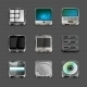 App Icons - GraphicRiver Item for Sale