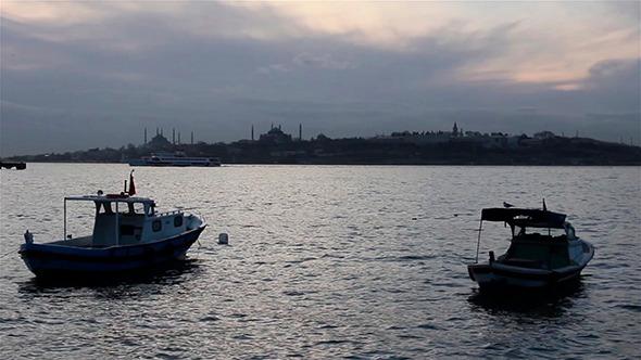 Istanbul Bosphorus 3
