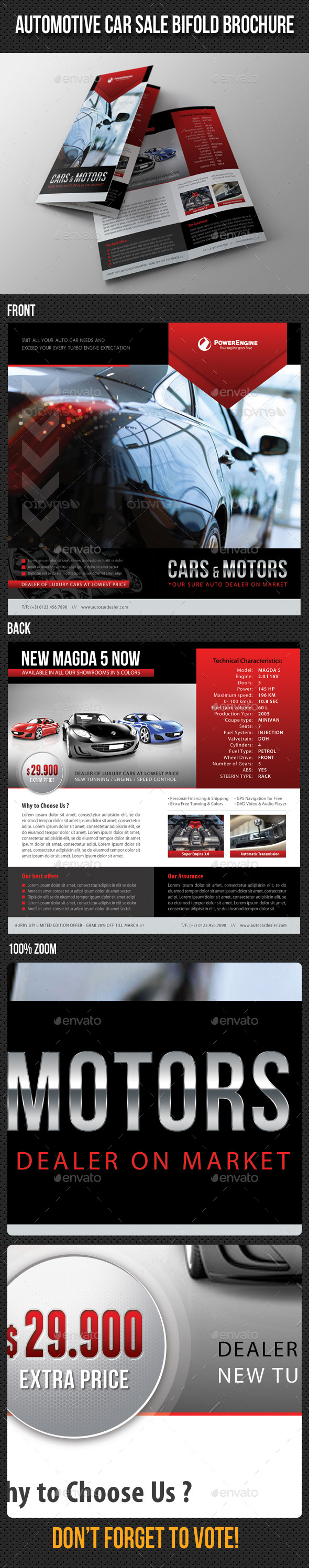 GraphicRiver Automotive Car Sale Rental Bifold Brochure 02 10913276