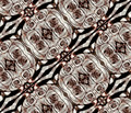 Ornate Abstract Pattern in Silver and Black - PhotoDune Item for Sale
