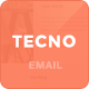 Tecno - Modern Email Template + Online Editor - ThemeForest Item for Sale