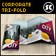Creative Corporate Tri-Fold - GraphicRiver Item for Sale
