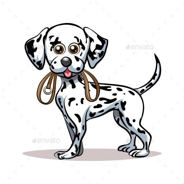 GraphicRiver Dalmatian Puppy 10914572