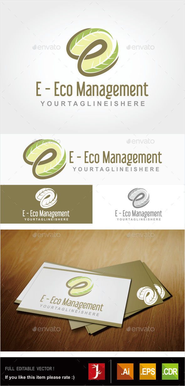 GraphicRiver E-Eco Management 10914591