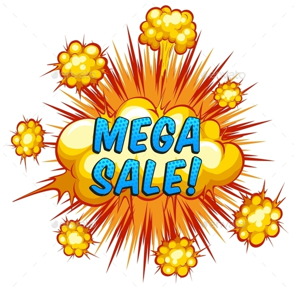 GraphicRiver Mega Sale 10914608