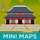 Mini Island Maps - GraphicRiver Item for Sale