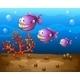 Fish Underwater - GraphicRiver Item for Sale