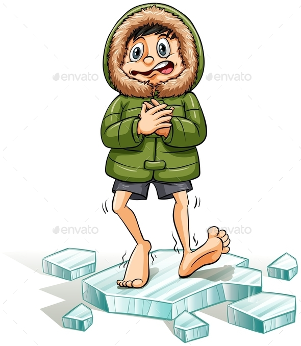 GraphicRiver Boy Getting Cold Feet 10914846