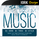 Freedom Music Flyer - GraphicRiver Item for Sale