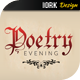 Poetry Evening flyer - GraphicRiver Item for Sale