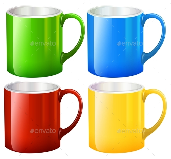 GraphicRiver Mugs 10914911