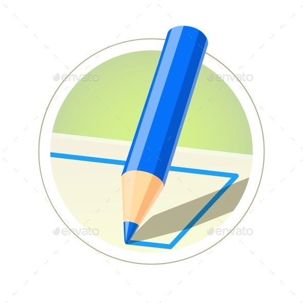 GraphicRiver Colour Pencil For Drawing 10915349