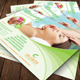 Massage and Spa Center Flyer Template 79 - GraphicRiver Item for Sale