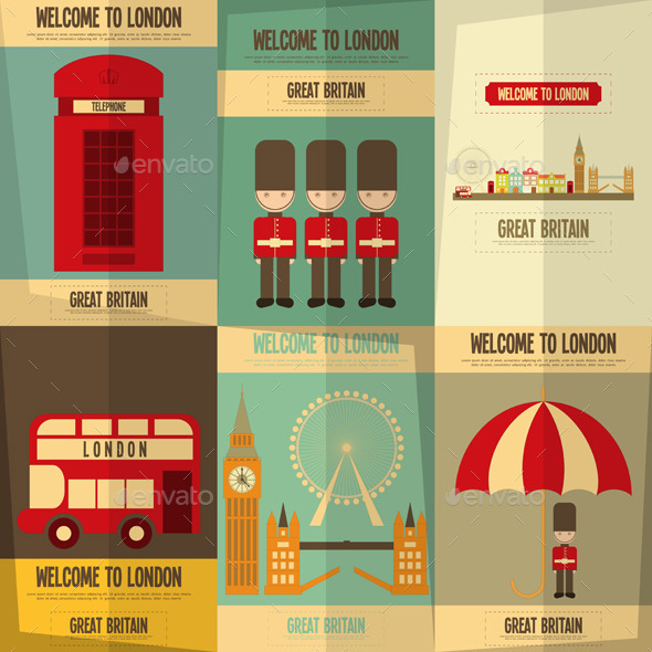 GraphicRiver London 10915662