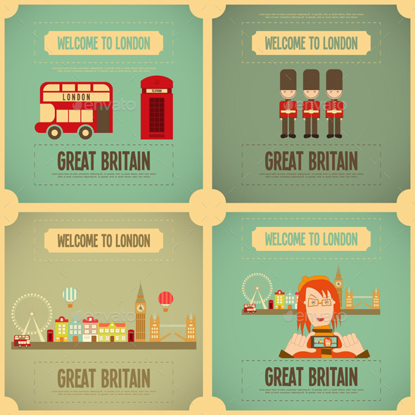 GraphicRiver London 10915675