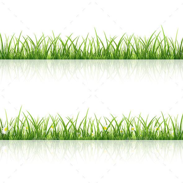 GraphicRiver Grass 10915755