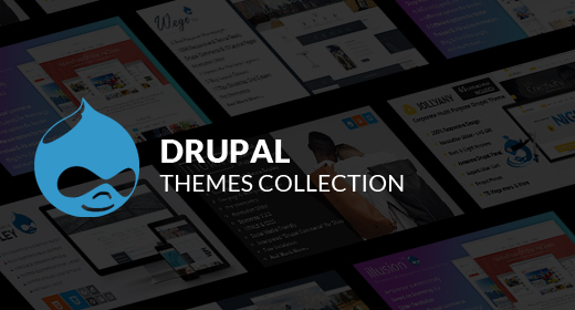 Ultimate Drupal Themes