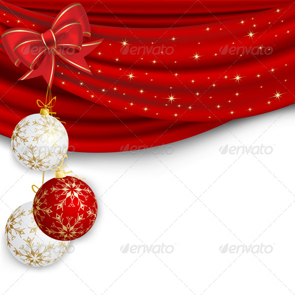 Stock Vector - GraphicRiver Christmas background 135588 » Dondrup.com