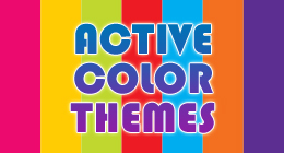 Active Color Themes