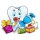 Tooth with Candy  - GraphicRiver Item for Sale