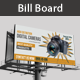 Product Billboard Banner Psd Template - GraphicRiver Item for Sale