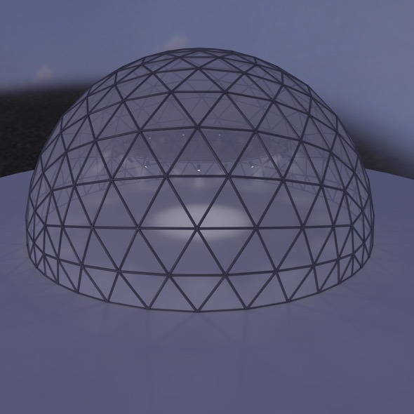 3DOcean event dome 10917111