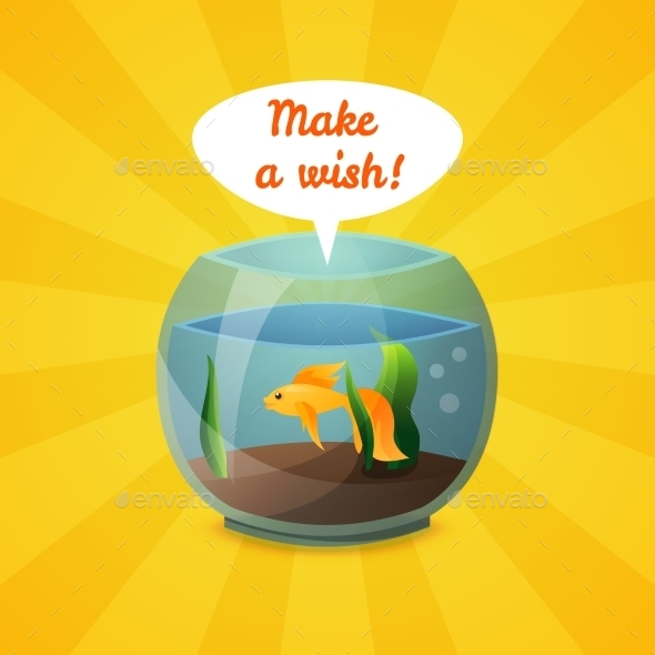 GraphicRiver Gold Fish 10917297