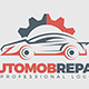 Automobile Repair Logo Template - GraphicRiver Item for Sale